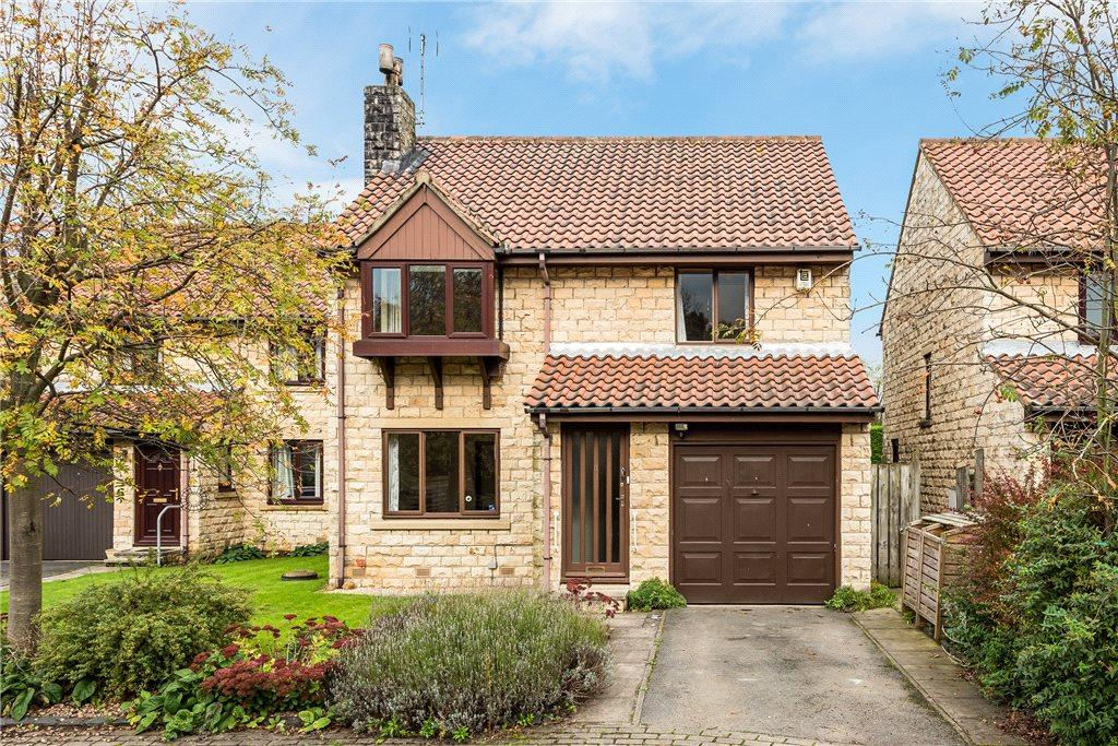 4 Bedrooms Detached House for sale in North Grove Way, Wetherby, West Yorkshire