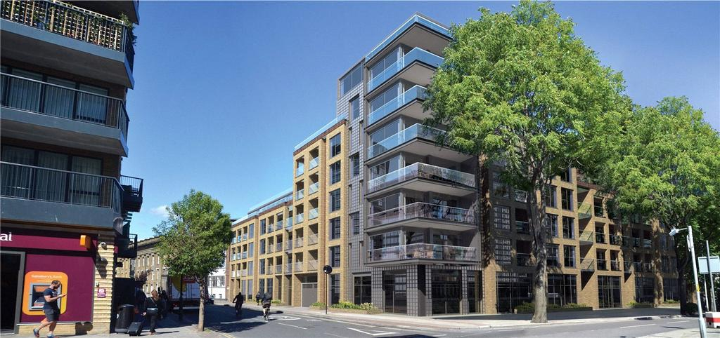 1 Bedroom Flat for sale in The Taper Building, Long Lane, London, SE1