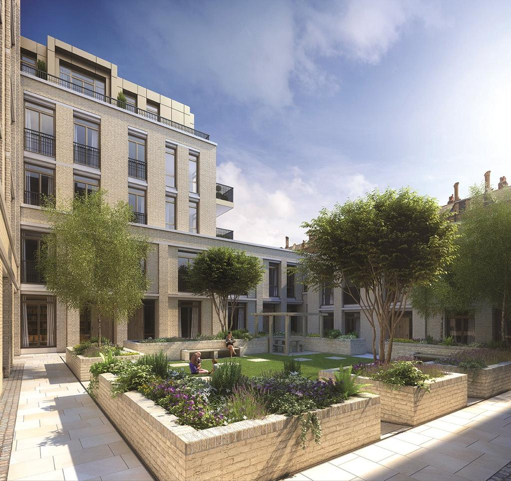 2 Bedrooms Flat for sale in Young Street, London, W8
