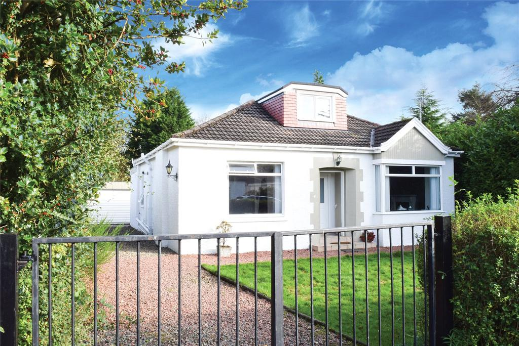 3 Bedrooms Detached Bungalow for sale in Greenhead Road, Bearsden