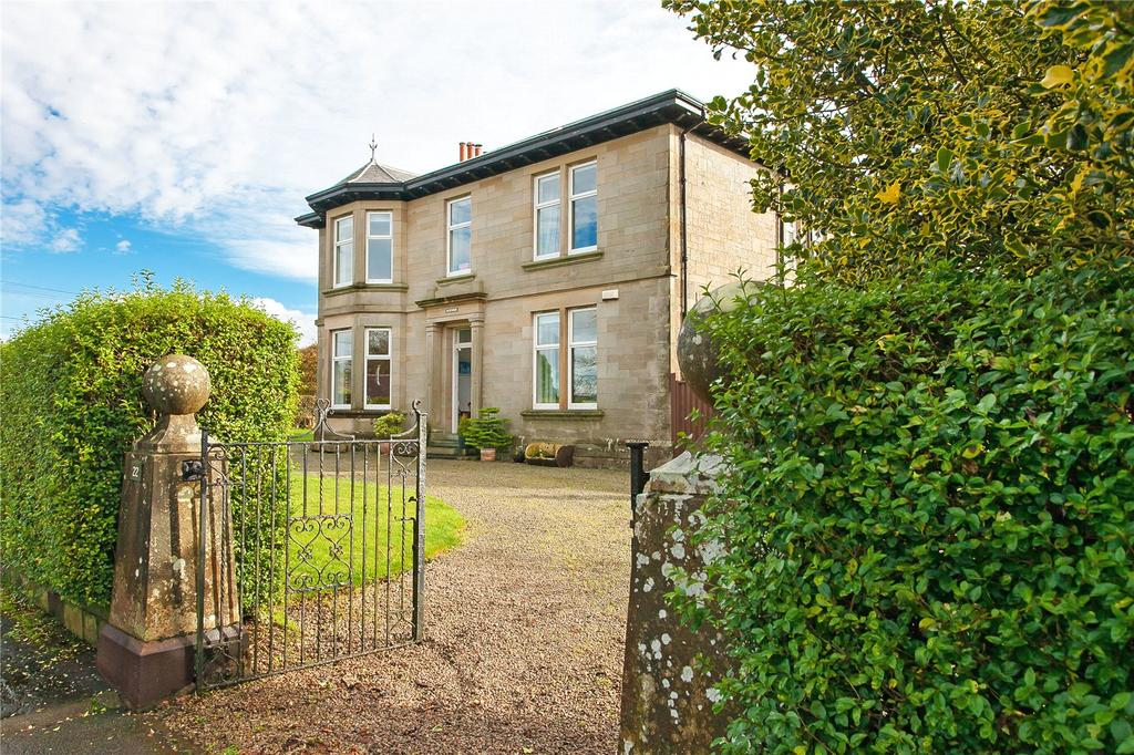 5 Bedrooms Detached House for sale in Westwood, Newmill Road, Dunlop