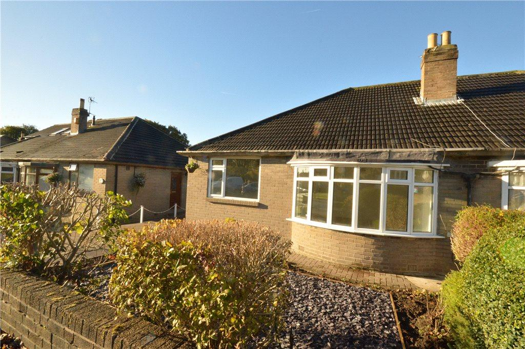 2 Bedrooms Semi Detached Bungalow for sale in Carr Manor Crescent, Leeds, West Yorkshire