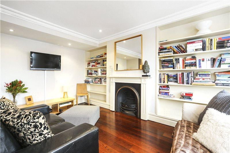 2 Bedrooms Flat for sale in St. Marys Court, 108-112 Blythe Road, London, W14