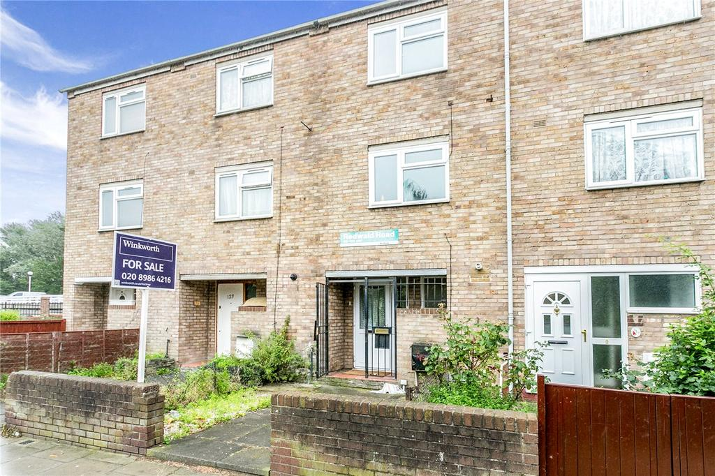 3 Bedrooms Terraced House for sale in Redwald Road, London, E5