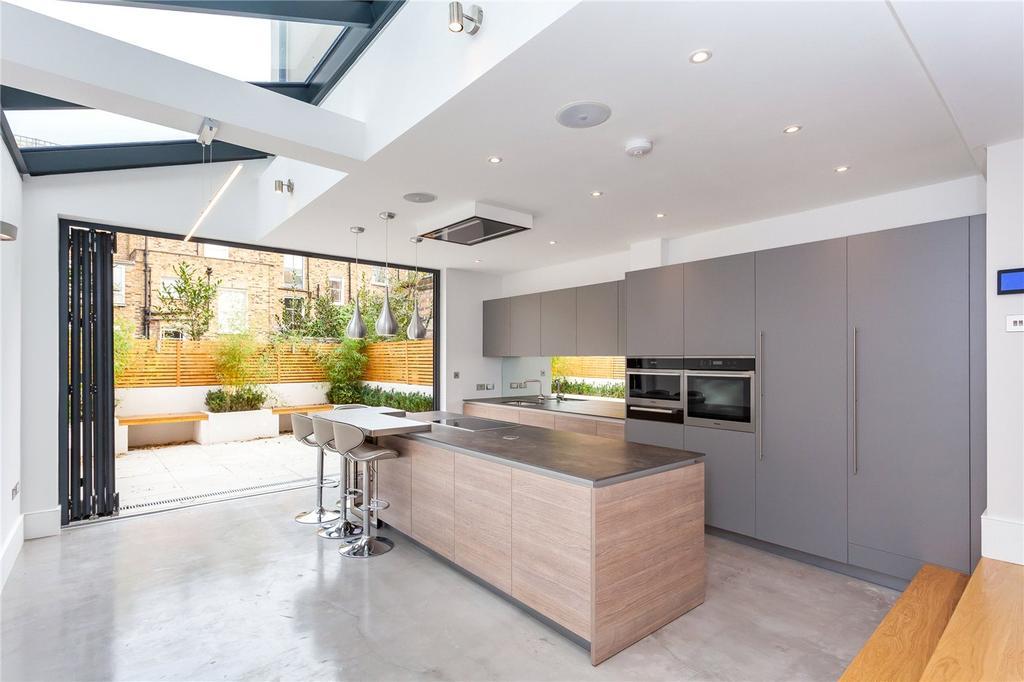 5 Bedrooms Terraced House for sale in Kelvin Road, London, N5