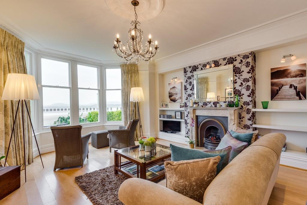 6 Bedrooms Town House for sale in 43 The Promenade, Arnside, Cumbria, LA5 0AA