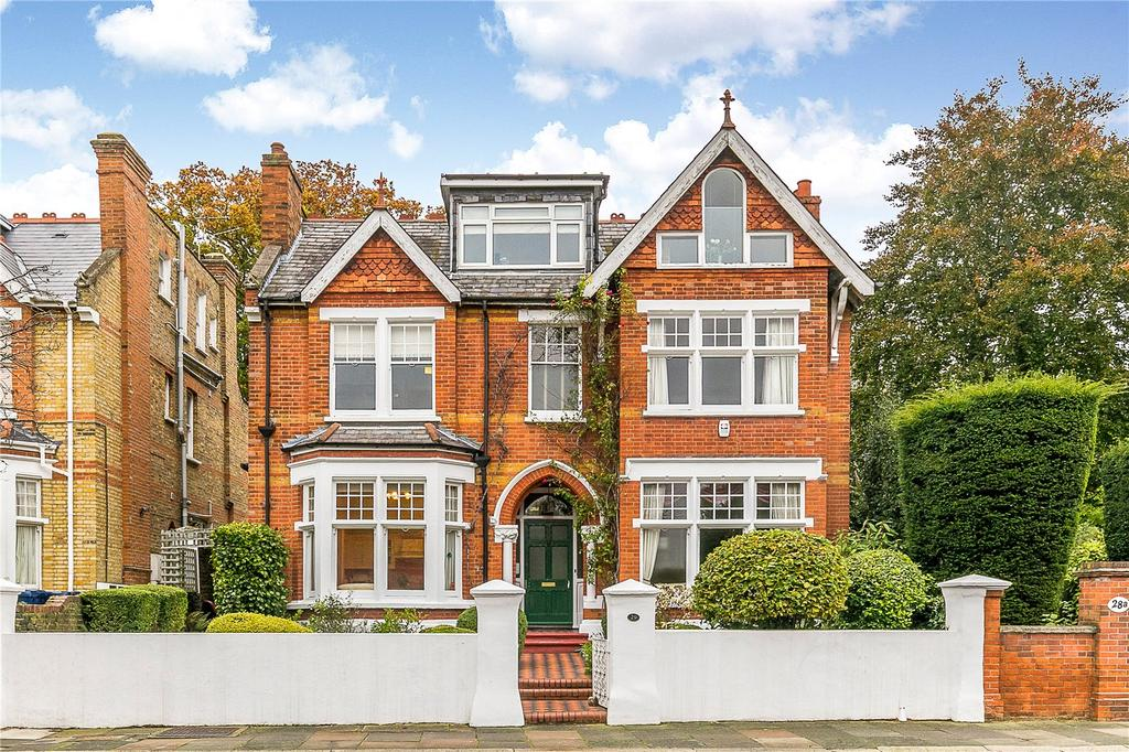 8 Bedrooms Detached House for sale in Kings Road, Ealing, London, W5