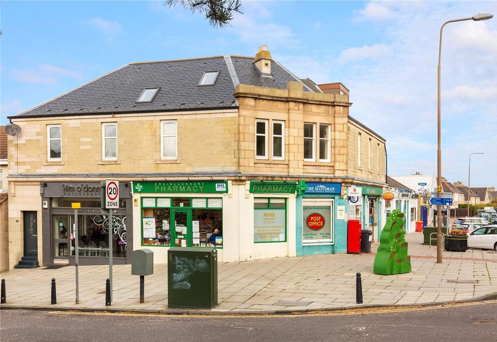 4 Bedrooms Maisonette Flat for sale in 6 Craiglockhart Road North, Craiglockhart, Edinburgh, EH14