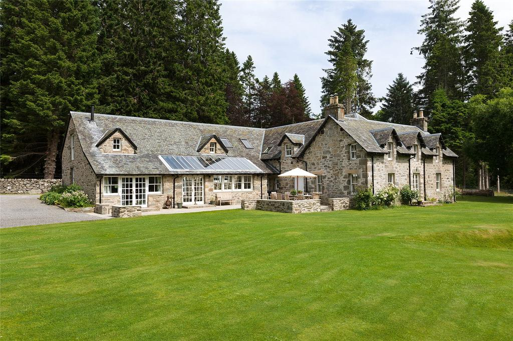 5 Bedrooms Unique Property for sale in Milton, Amulree, Dunkeld, Perthshire, PH8