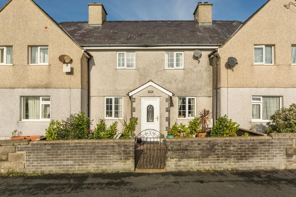 4 Bedrooms Terraced House for sale in Cremlyn, Bethel North Wales
