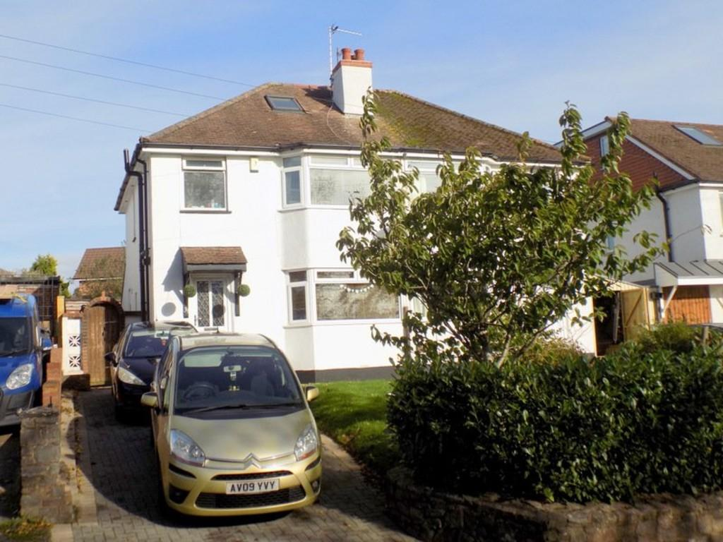 3 Bedrooms Semi Detached House for sale in Beacon Heath, Exeter