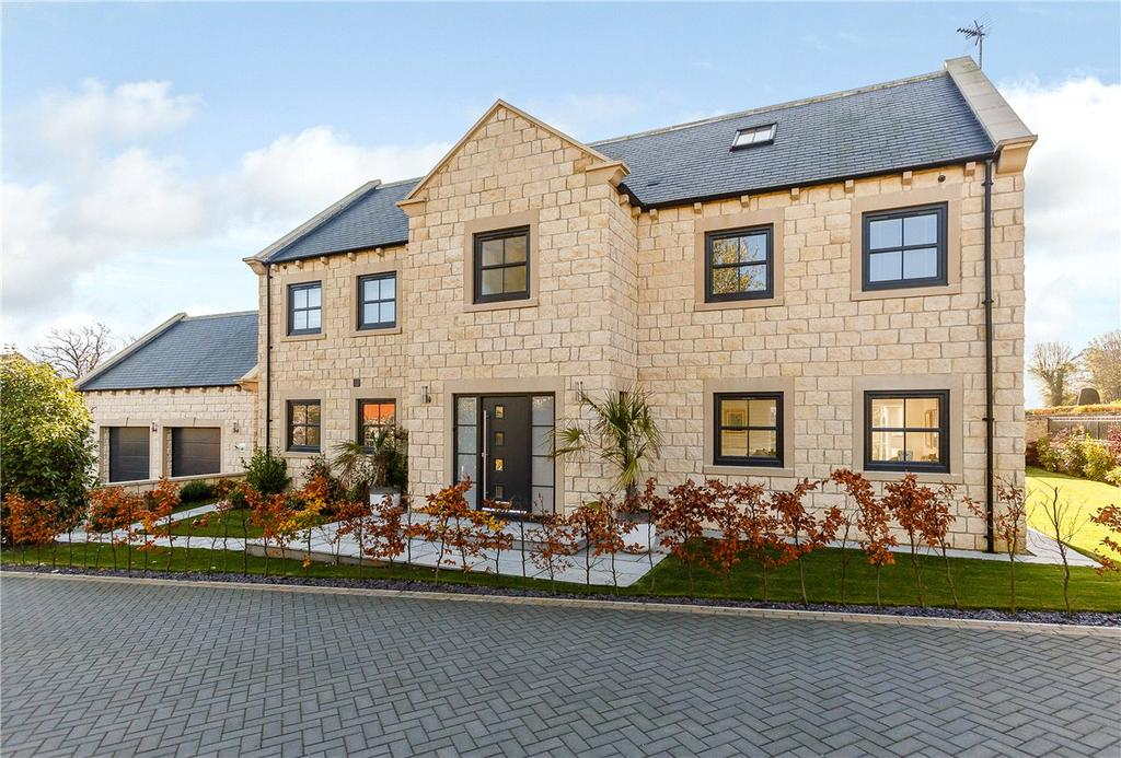 5 Bedrooms Detached House for sale in Fairview, Burton Leonard, Near Harrogate, North Yorkshire, HG3