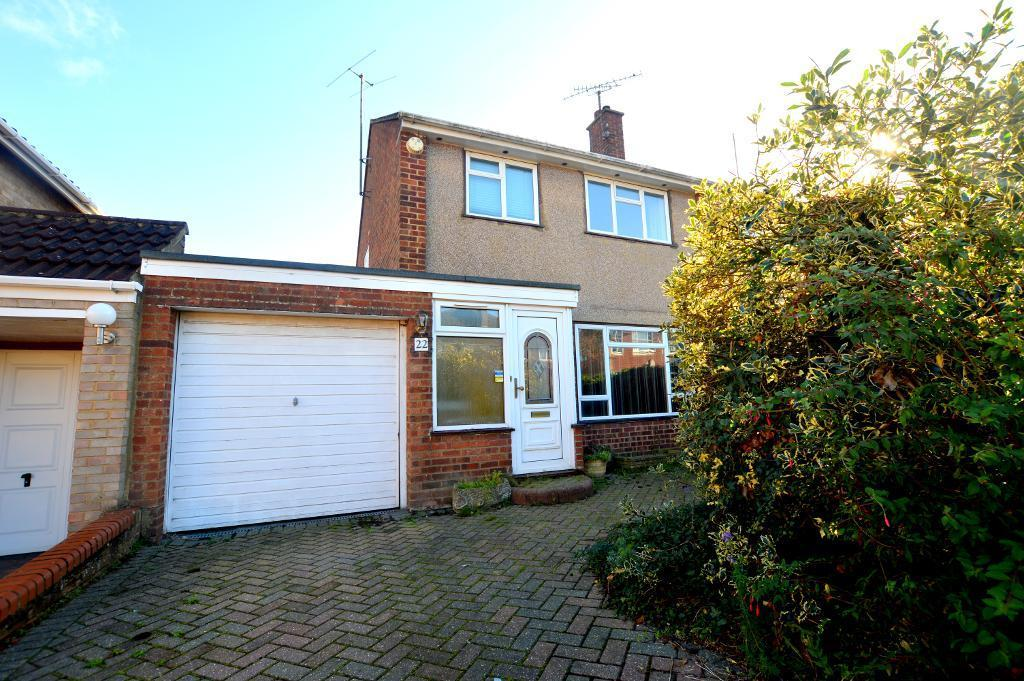 3 Bedrooms Semi Detached House for sale in Barking Close, Luton, Bedfordshire, LU4 9HG