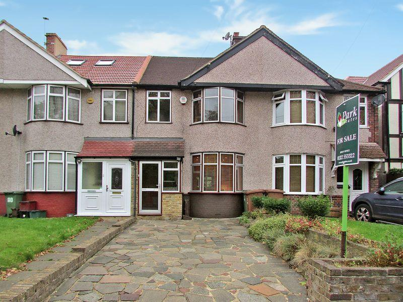 4 Bedrooms Terraced House for sale in Foots Cray Lane, Sidcup