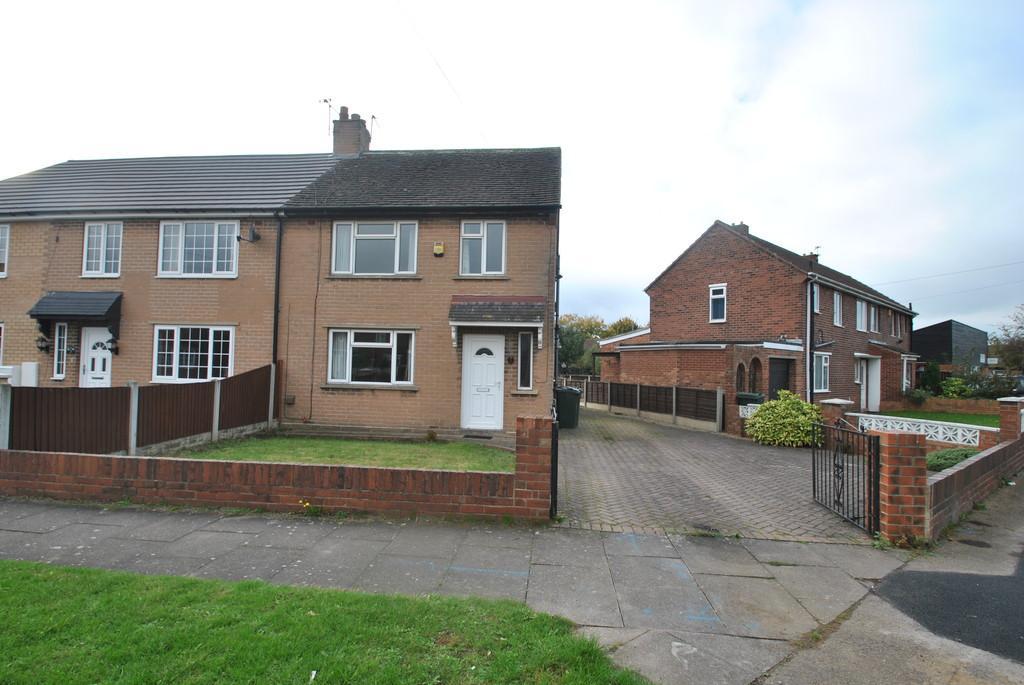 3 Bedrooms Semi Detached House for sale in Bardon Road, Edenthorpe, Doncaster