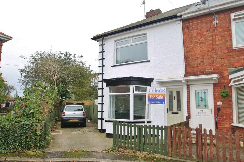 2 Bedrooms Semi Detached House for sale in Hereford Terrace, Billingham