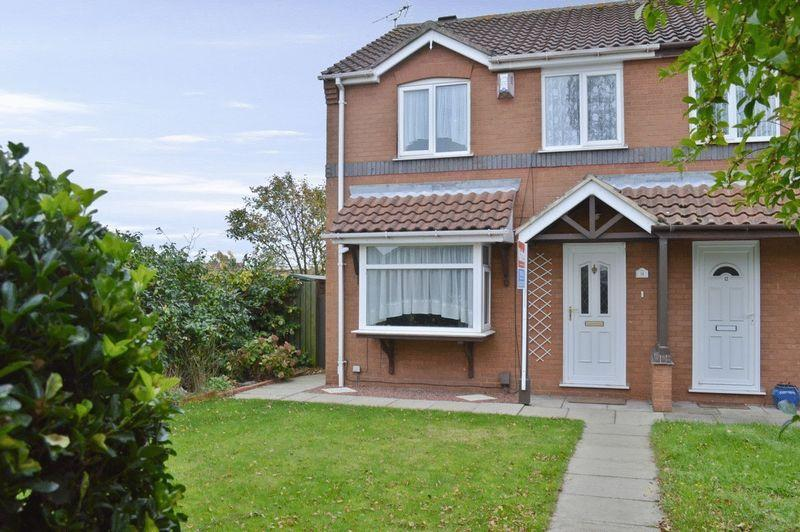 3 Bedrooms Semi Detached House for sale in Ridgewell Close, Lincoln