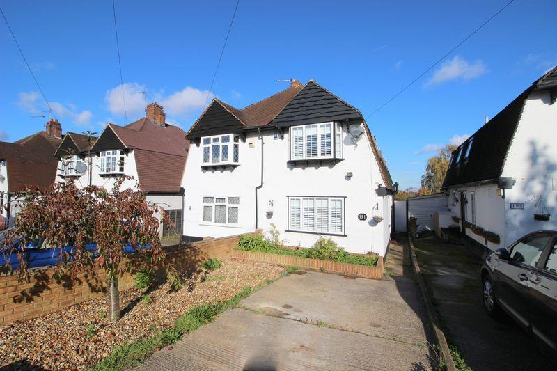 3 Bedrooms Semi Detached House for sale in Maidstone Road, Sidcup