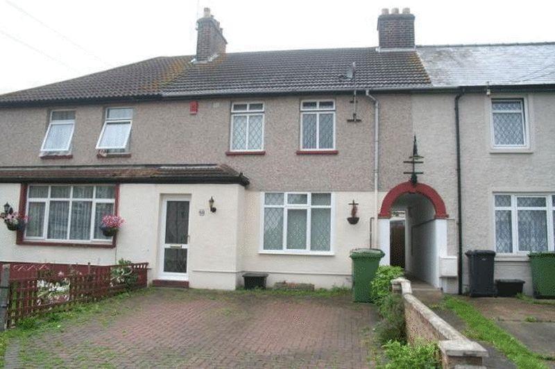 4 Bedrooms Terraced House for sale in Cedar Road, Dartford
