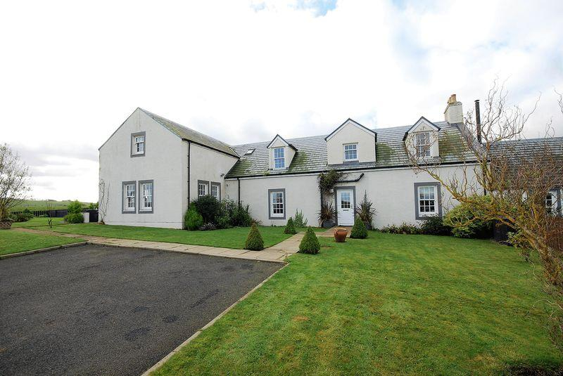 4 Bedrooms Barn Conversion Character Property for sale in Bowmanston House, 2 Bowmanston, Coylton, KA6 6ES
