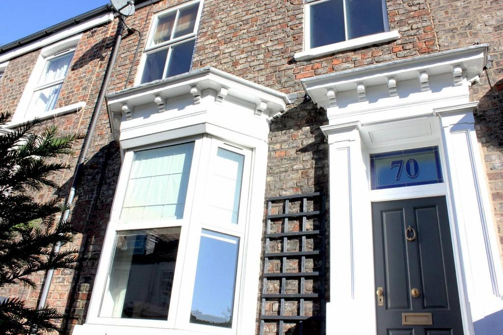 3 Bedrooms Terraced House for sale in 70 Nunnery Lane York YO23 1AJ