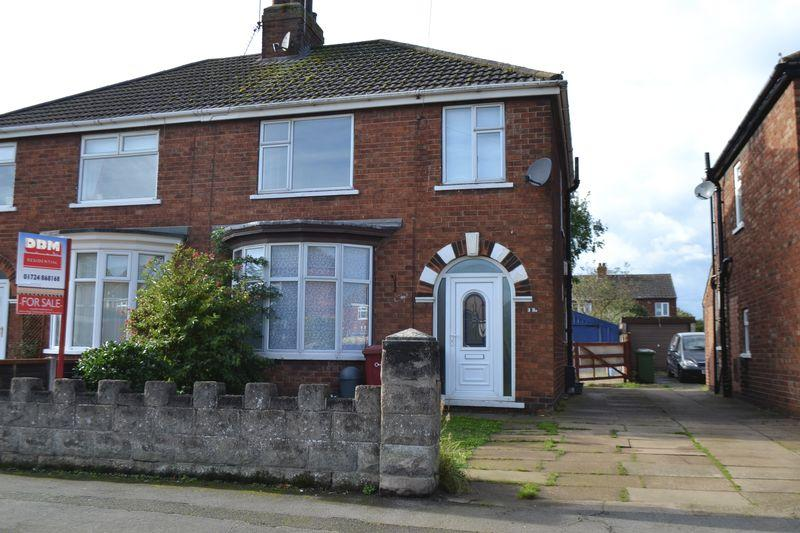 3 Bedrooms Semi Detached House for sale in Fulbeck Road, Scunthorpe