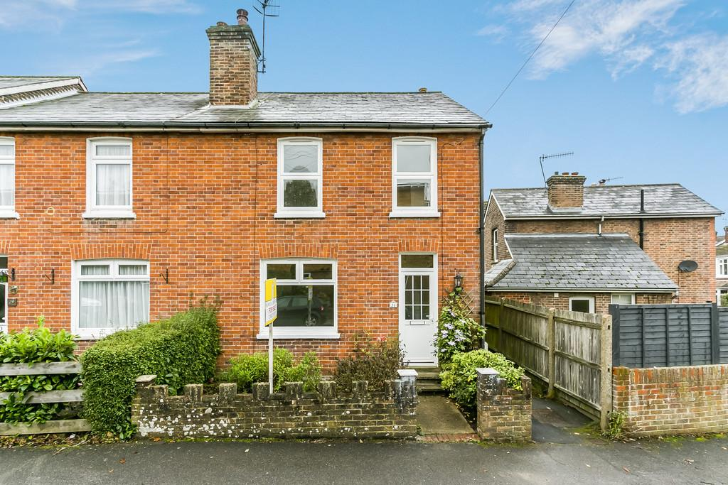 2 Bedrooms End Of Terrace House for sale in First Street, Langton Green