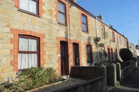 2 bedroom terraced house to rent - Two bedroomed mid terraced house.  Lounge/Diner, Kitchen, Bathroom, GCH, Garden.