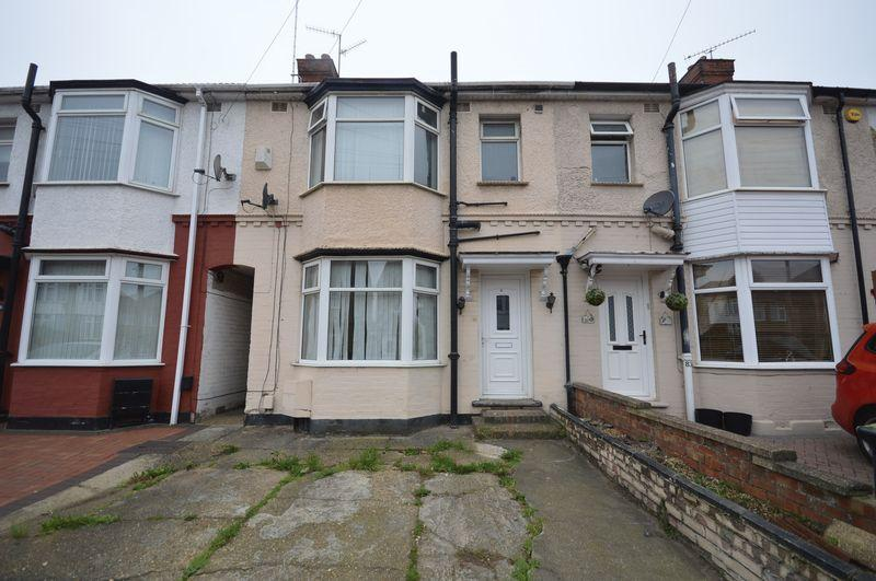3 Bedrooms Terraced House for sale in Neville Road, Luton