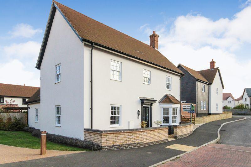 4 Bedrooms Detached House for sale in Mander Farm Road, Silsoe