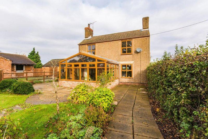 3 Bedrooms Detached House for sale in Epworth Road, Owston Ferry, DN9