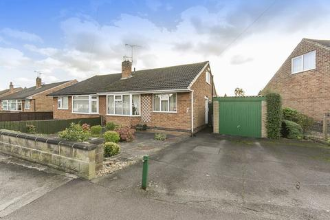 2 bedroom semi-detached bungalow for sale - REGINALD ROAD SOUTH, CHADDESDEN