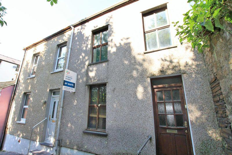 3 Bedrooms Terraced House for sale in Bangor, Gwynedd. For Sale By Auction 7th December 2017 Subject to Auction Terms Conditions