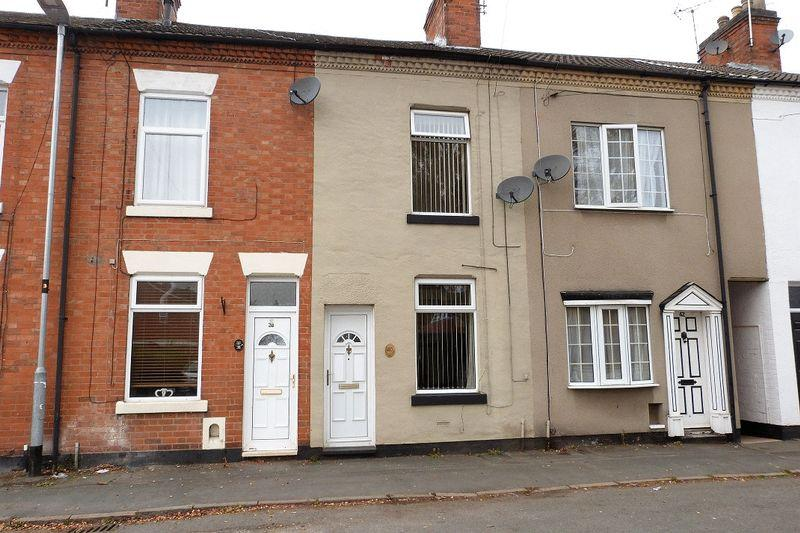 2 Bedrooms Terraced House for sale in West Street Syston