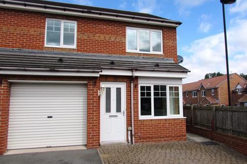 3 bedroom semi-detached house to rent - Alwin Close, Wallsend - Three Bedroom Semi-Detached House