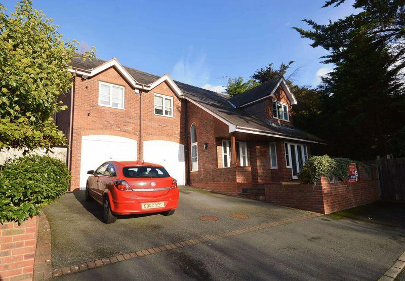 4 Bedrooms Detached House for sale in 'Mallards' Melloncroft Drive West, Caldy