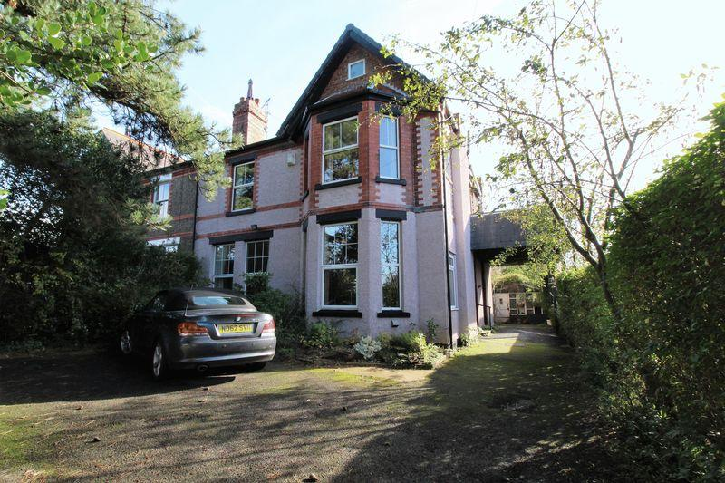 4 Bedrooms Semi Detached House for sale in Park West, Lower Heswall