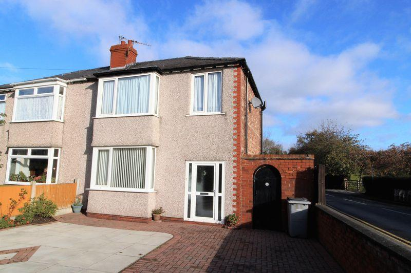 3 Bedrooms Semi Detached House for sale in Whitfield Lane, Heswall
