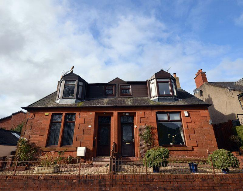 3 Bedrooms Semi-detached Villa House for sale in 99 St. Andrews Street, Kilmarnock KA1 3EX