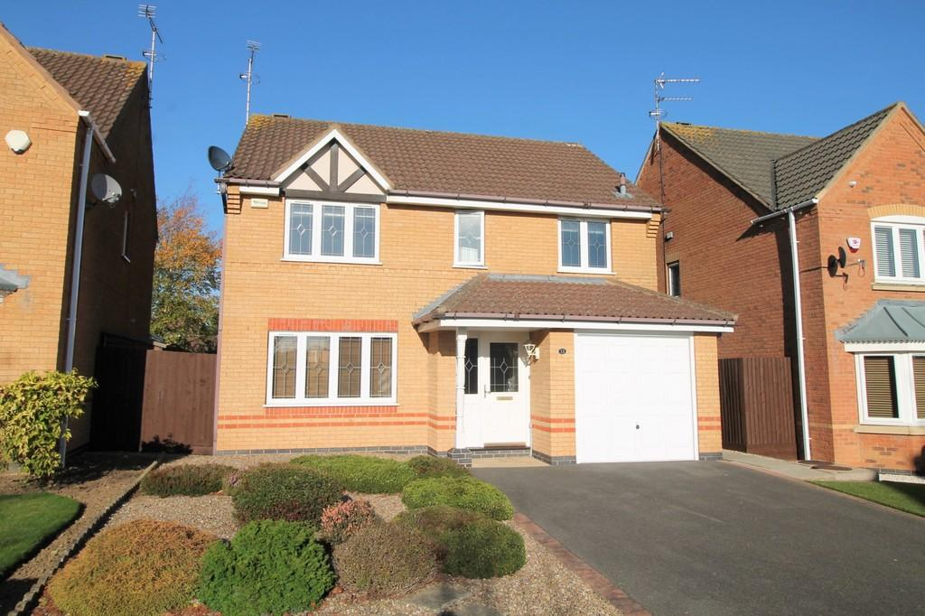 4 Bedrooms Detached House for sale in Farndale View, Market Harborough