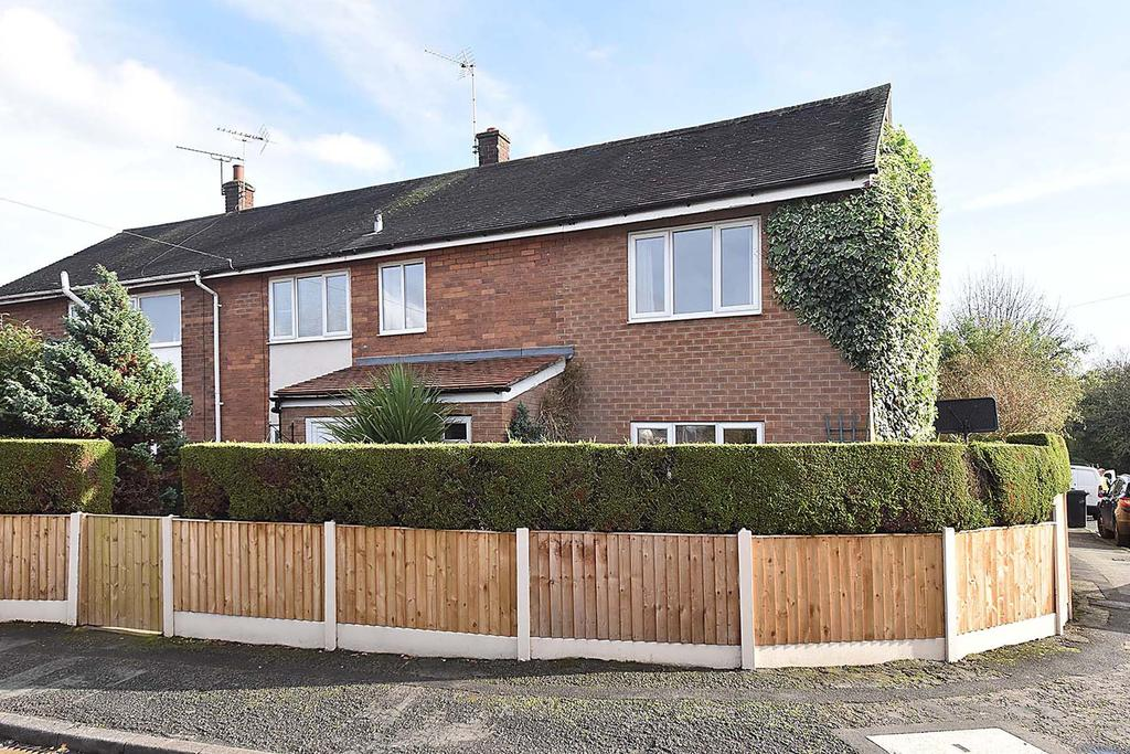 4 Bedrooms Semi Detached House for sale in Shaw Drive, Knutsford