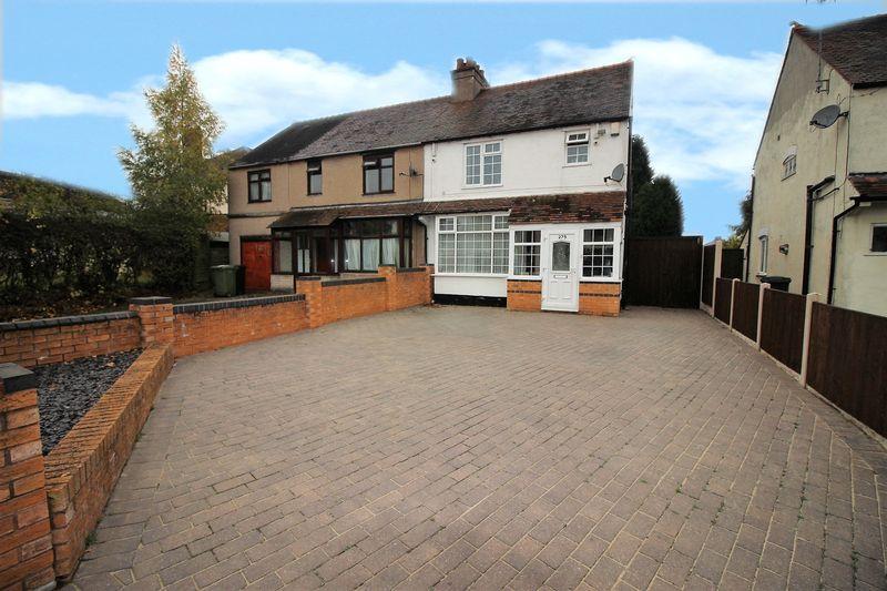 3 Bedrooms Semi Detached House for sale in Aldersley Road, Wolverhampton