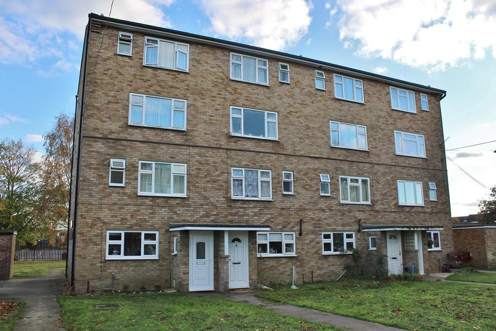 2 Bedrooms Maisonette Flat for sale in Dugdale Court, Hitchin, SG5