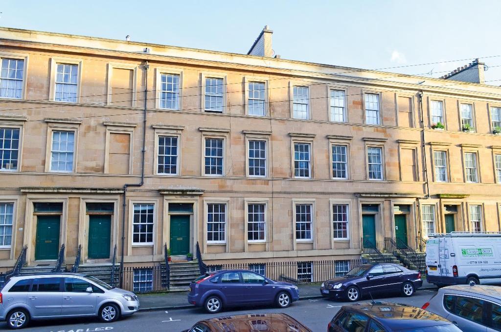 2 Bedrooms Flat for sale in Baliol Street, Main Door, Woodlands, Glasgow, G3 6UT