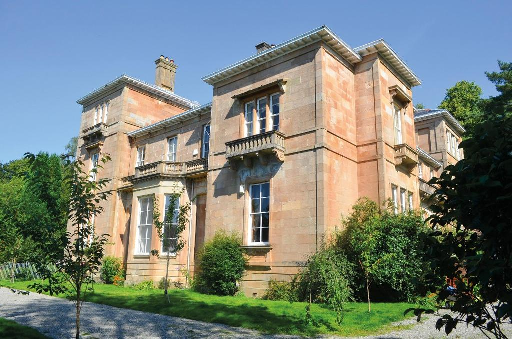 4 Bedrooms Flat for sale in Laggary House, Laggary Park, Rhu, Argyll Bute, G84 8LY