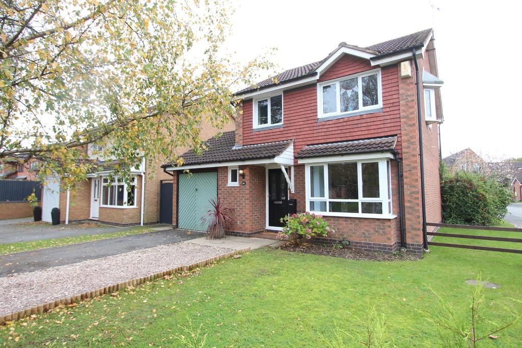 3 Bedrooms Detached House for sale in Mill Lane, Dorridge