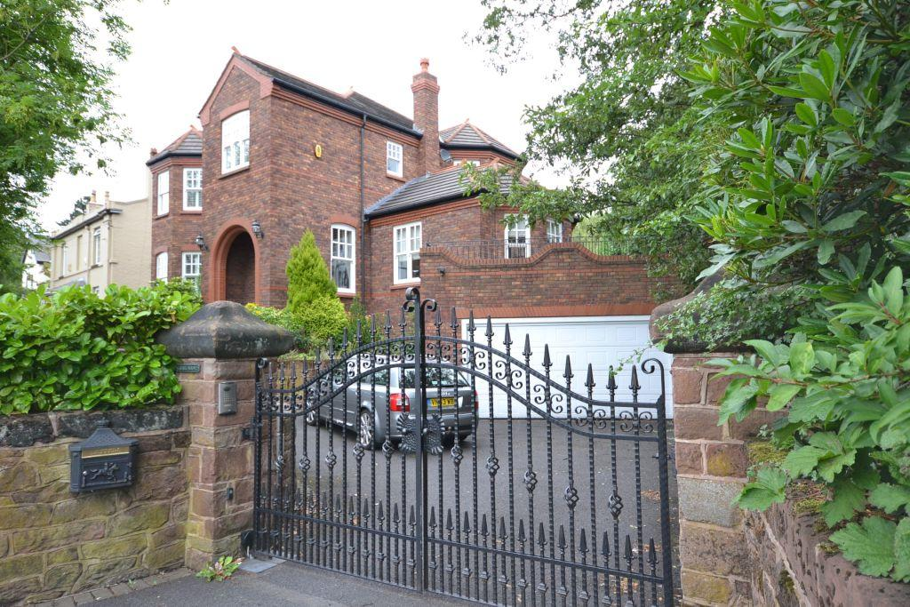 4 Bedrooms Detached House for sale in Laurel Mount, Rainhill