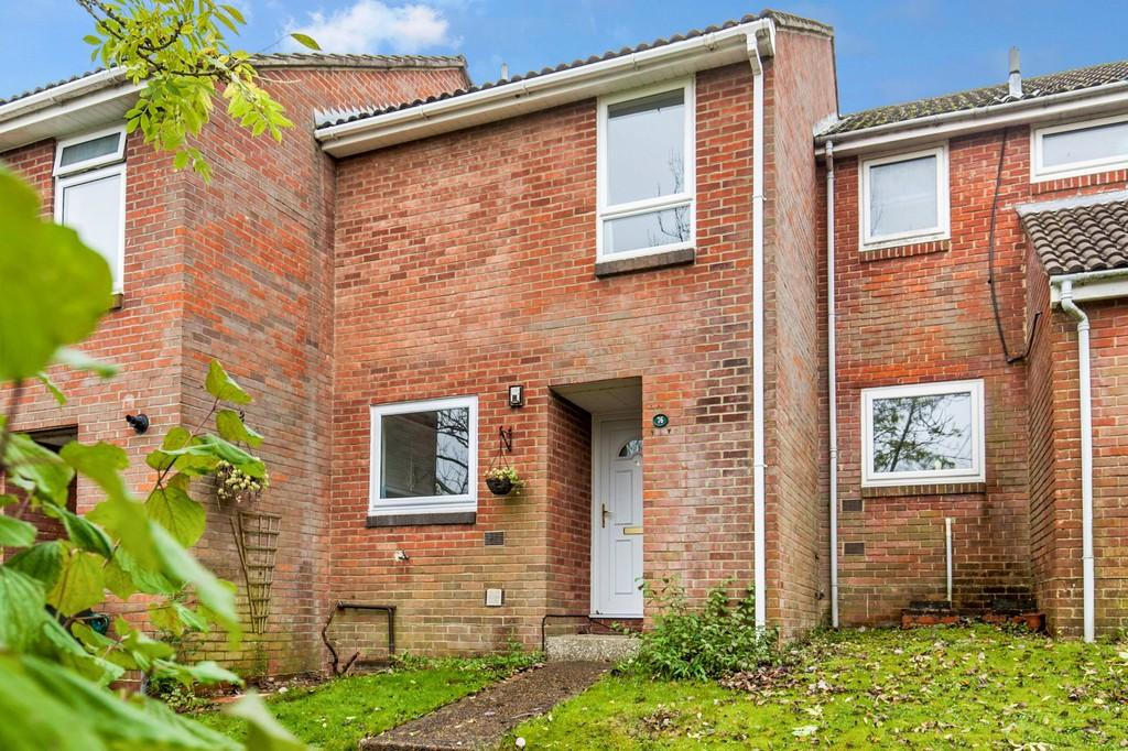 3 Bedrooms Terraced House for sale in May Tree Close, Badger Farm, Winchester, SO22