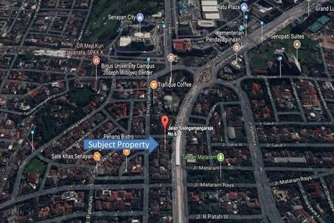 4 bedroom house - / Rumah di jual di Sisingamangaraja, Jakarta Selatan