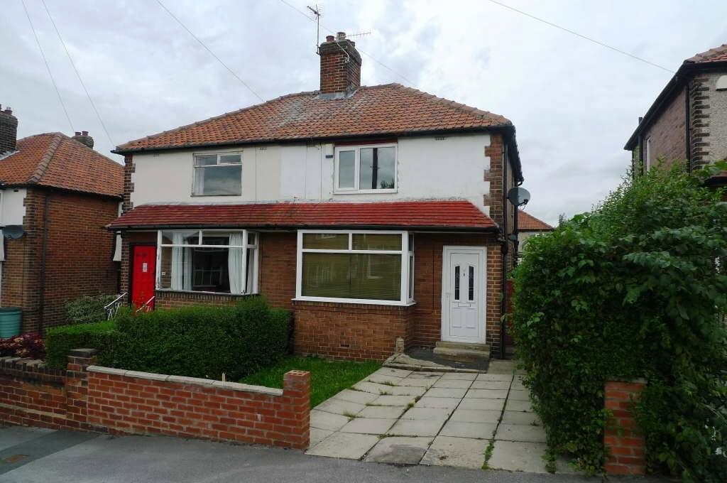 2 Bedrooms Semi Detached House for rent in Valley Road, Bramley